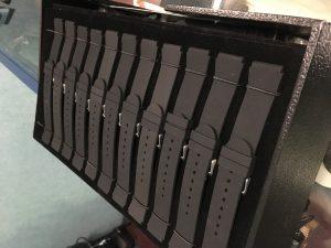 rubber nato straps for quartz watches