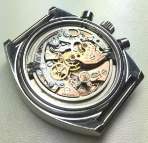omega caliber 860 de ville movement
