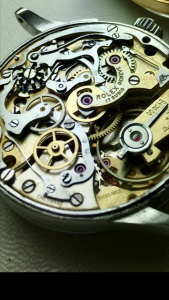 Rolex 17 jewels movement vintage model