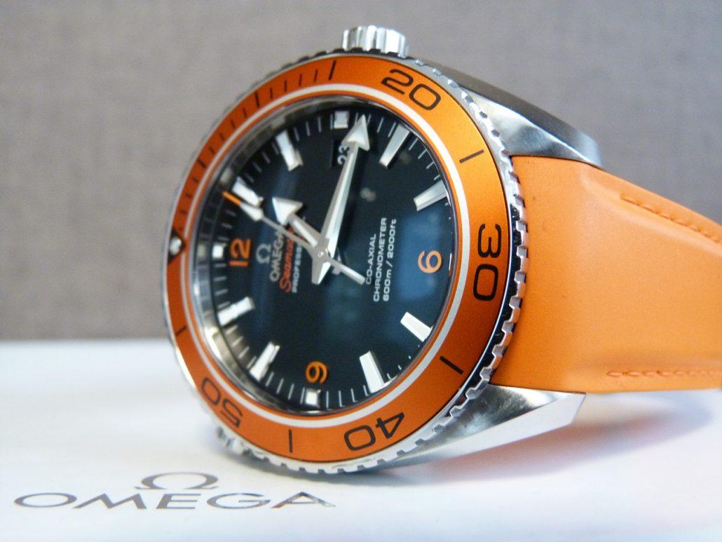 omega seamaster coaxial planet ocean