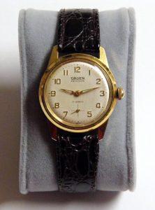 Vintage Gruen Precision Made