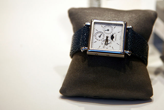 audemars piguet moonphase chronograph watch
