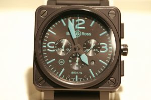 bell and ross mens automatic watch