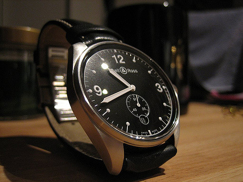 Bell and Ross Timepiece