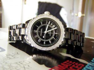 chanel j12 diamond watch