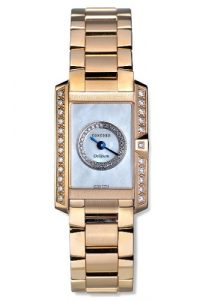 concord mother of pearl delirium watch