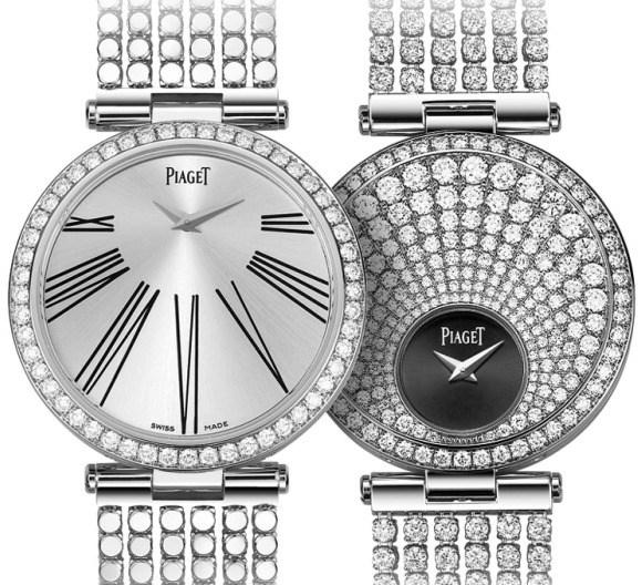 piaget lady diamond watches