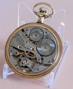 waltham inner mechanism and inside watch movement