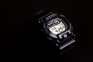 casio wristwatch digital lcd display module