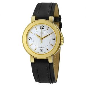 coach watch simple lady design